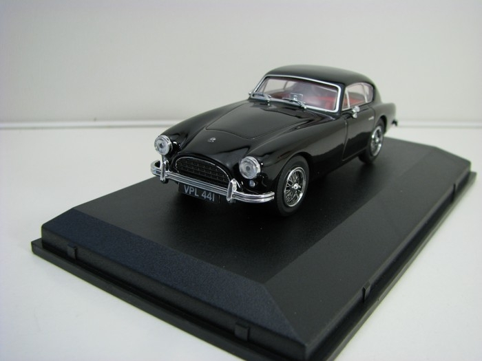 AC Aceca Black 1:43 Oxford